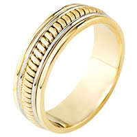 Item # 110291E - 18kt Gold Wedding Band