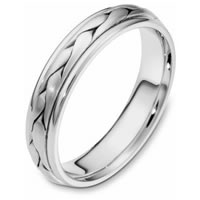 Item # 110661PD - Palladium Wedding Band
