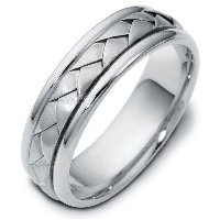 Item # 110781AG - Silver 925 Wedding Band