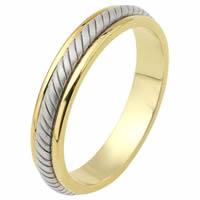 Item # 110861E - 18kt Gold Wedding Band