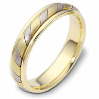 Item # 110931 - 14K Gold Comfort Fit, 5.0mm Wide Wedding Band