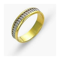 Item # 110971 - 14K Gold Comfort Fit, 5.0mm Wide Wedding Band