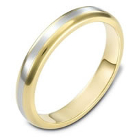 Item # 111391E - 18kt Gold Wedding Band