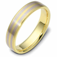 Item # 111421E - 18 kt Gold Wedding Ring