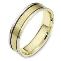 Item # 111461E - 18kt Gold Wedding Ring