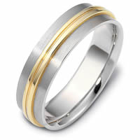 Item # 111481E - 18kt Gold Wedding Ring