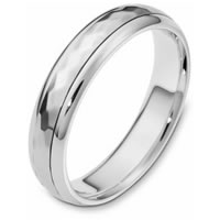 Wedding Ring Rotating Center