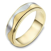 Item # 113011 - 14 kt Gold Wedding Ring