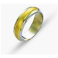 Item # 114211 - 14 kt Gold Wedding Band