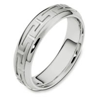 Item # 116941WE - 18 kt Gold Wedding Ring