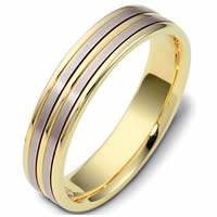 Item # 117161 - 14 kt Gold Wedding Ring