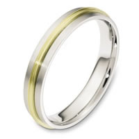 Item # 117231 - 14 kt Hand Made Wedding Band
