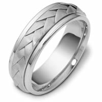 Item # 118081PD - Handcrafted Wedding Band