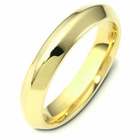 Item # 118461E - Contemporary Two-Tone Wedding Band