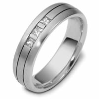 Item # 120641PP - Platinum Diamond Wedding Ring