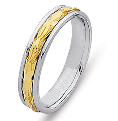 Timeless, Handcrafted Wedding Band