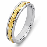 Item # 210505PE - Timeless, Handcrafted Wedding Band