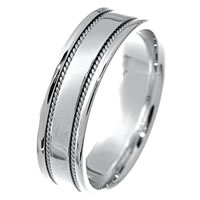 Item # 213506W - Wedding Band Passion