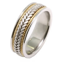Item # 21398PE - Wedding Band Traces