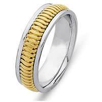 Item # 214776 - Celebration, Hand Made Wedding Band