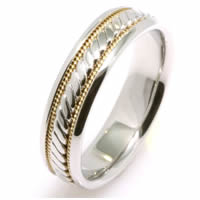 Item # 221629E - Hand Made Wedding Ring