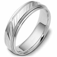 Item # 46836NPP - Platinum Classic Wedding Ring
