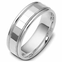 Item # 46839PP - Platinum Classic Wedding Ring