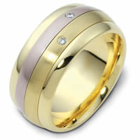 Item # 46988NA - Spinning Diamond Wedding Ring
