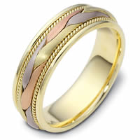 Item # 47567E - Handcrafted Wedding Ring