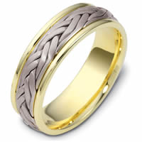 Item # 47923NA - Handcrafted Wedding Ring
