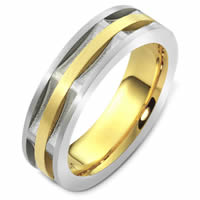 Item # 47997E - Contemporary Wedding Ring