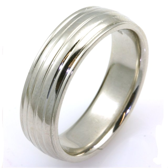 Platinum Classic Wedding Ring