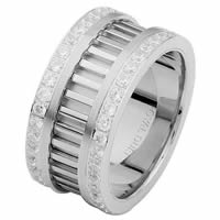 Item # 68719102DW - White Gold Diamond Eternity Ring