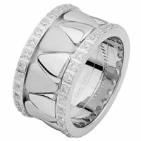 Item # 68746010DWE - White Gold Diamond Eternity Ring