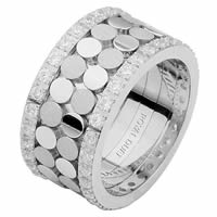Item # 68750102DW - White Gold Diamond Eternity Ring