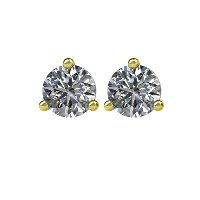 Item # 730253 - Diamond Earrings 0.25ct.