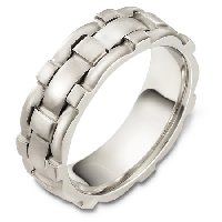 Item # B129531AG - Silver 925 Wedding Ring