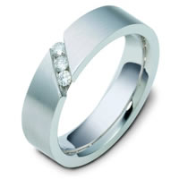 Item # C116681W - Diamond Wedding Band