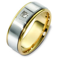 Item # C123751 - Diamond Wedding Band.