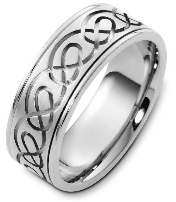Celtic Wedding Band.