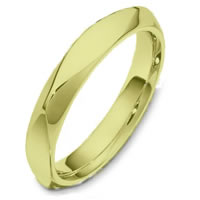 Item # C127171E - 18K Gold Wedding Band