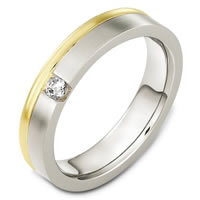 Item # C130351 - 14 K Diamond Wedding Band