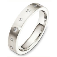 Item # C130661PP - Platinum Diamond Wedding Band