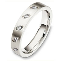 Item # C130671PP - Platinum Diamond Wedding Band
