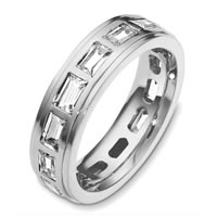 Item # C131701WE - Diamond Eternity Wedding Band