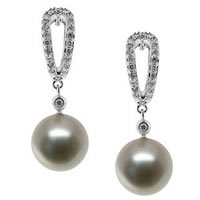 Item # E002127 - Fresh Water Pearls Earring