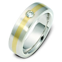 Item # E117781 - 14 K Diamond Wedding Band