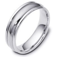 Item # F119591AG - Sterling Silver Wedding Band