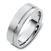 Item # F125751AG - Sterling Silver Wedding Band