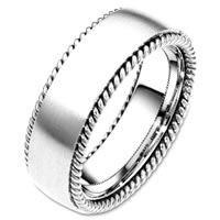Item # G126291PD - Palladium Classic Wedding Band